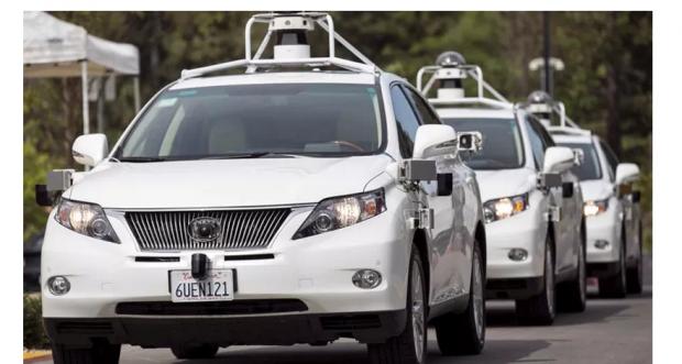 代际之间的技术大一统:自动驾驶汽车