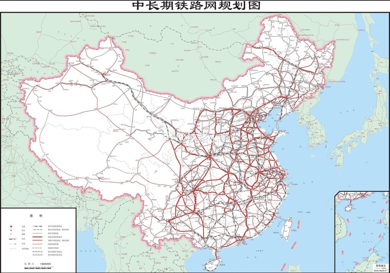 """C:\Users\Administrator\Desktop\最新桌面\重庆·武汉·成都·房子及入户\中长期·""""十三五""""铁路规划(十二五)\2016版中国中长期铁路网规划图 图片来源中长期铁路网规划·铁路小亨.jpg"""
