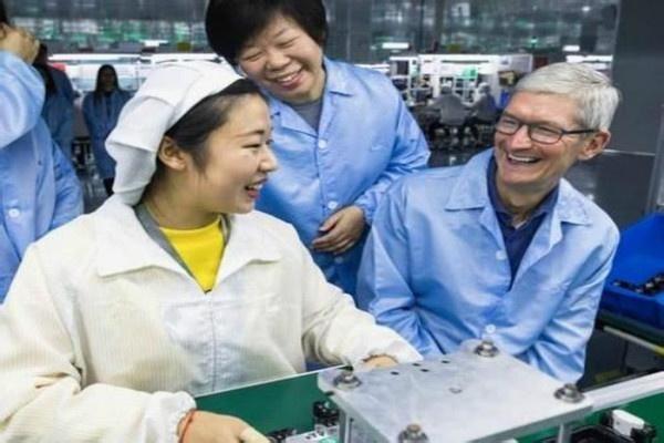 三星、台积电、富士康如何面对苹果砍单之痛?