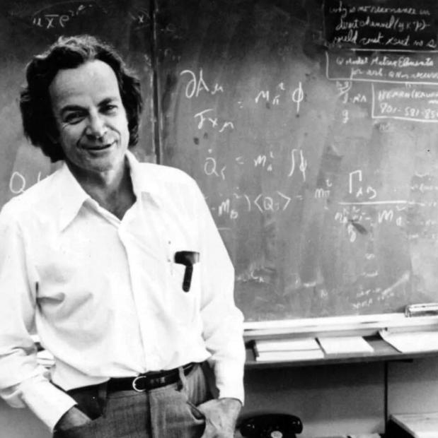 如何成为并辞去美国科学院院士 | 费曼百年(上)