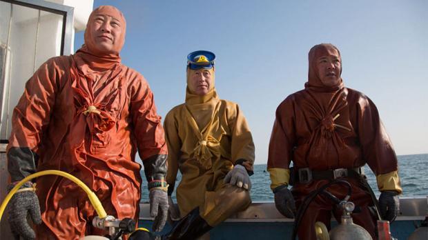 近海鱼荒:海参的故事