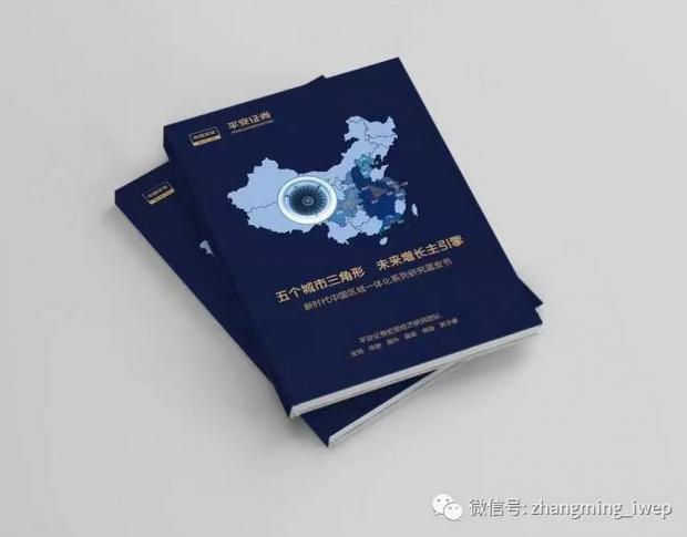 《五个城市三角形 未来增长主引擎——新时代中国区域一体化蓝皮书》序言