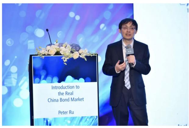 海外资金对中国债券市场的配置正在大幅增加
