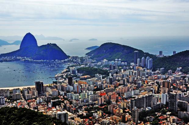 巴西之旅:充满矛盾的里约