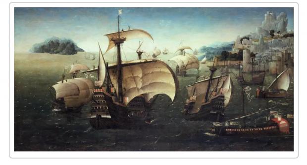 葡萄牙帝国的海上花列传(II)| 左图右史
