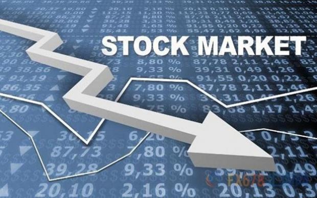 为什么市场会下跌?没有原因!
