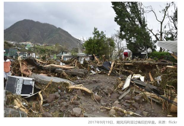 飓风到底致死多少人?哈佛研究实锤波多黎各政府