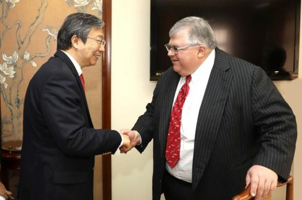 BIS总经理在中国人民银行说了什么?