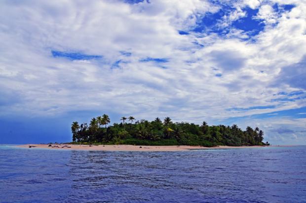 图瓦卢之旅:沉没之前的闲适生活