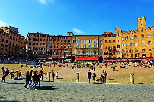 意大利之旅:托斯卡纳的锡耶纳