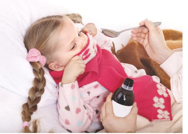 6岁以下儿童患感冒不要用含有收缩鼻黏膜血管的药物