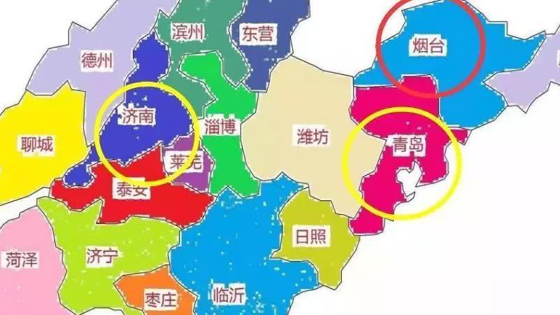 大济南代表沿海反击!内陆强省会的悲歌