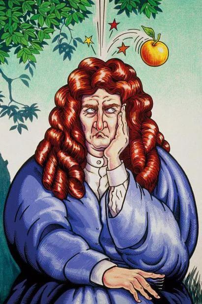 牛顿:极度自大的混蛋还是问题不断的天才?