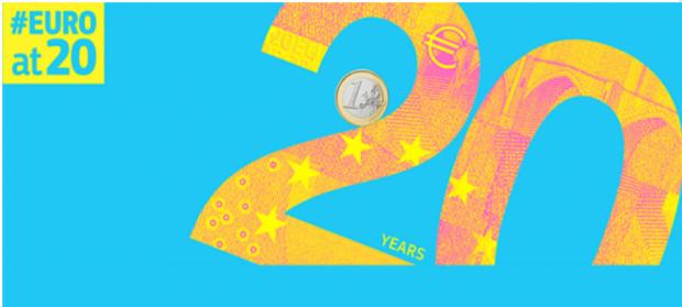 欧元,20岁生日快乐!