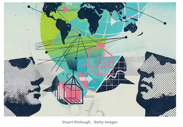 知识可以无限共享,就意味着它会扩散到世界各地吗?