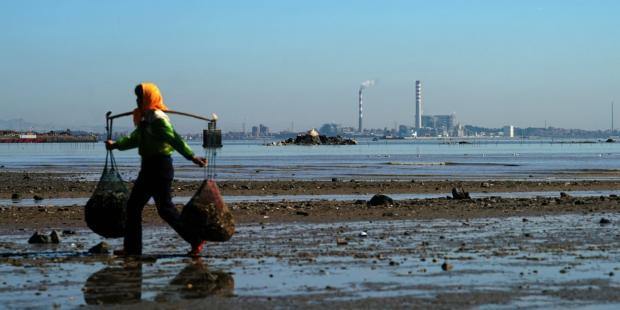 化学品污染事件后的渔村困境