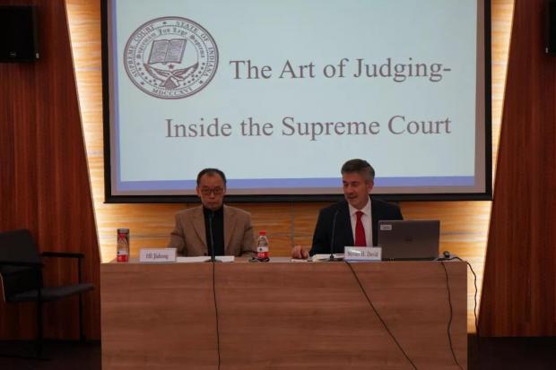 【随笔杂谈】最高法院法官说