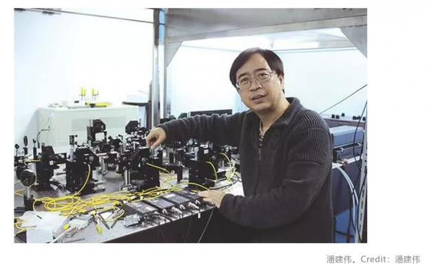 潘建伟专访:构筑量子互联网