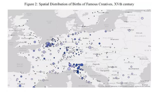 创新与欧洲历史上的城市自治