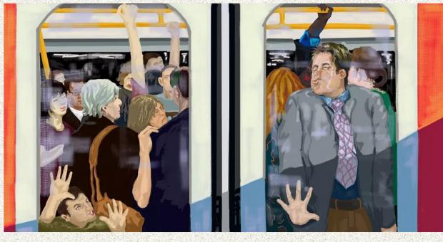 何帆:想要下车的人和被挤上车的人