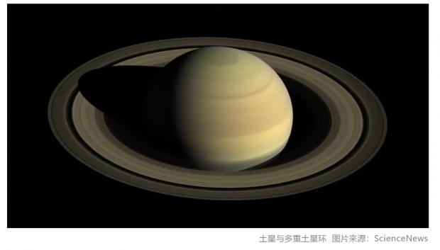 土星环到底有多重?约为南极冰盖质量的一半