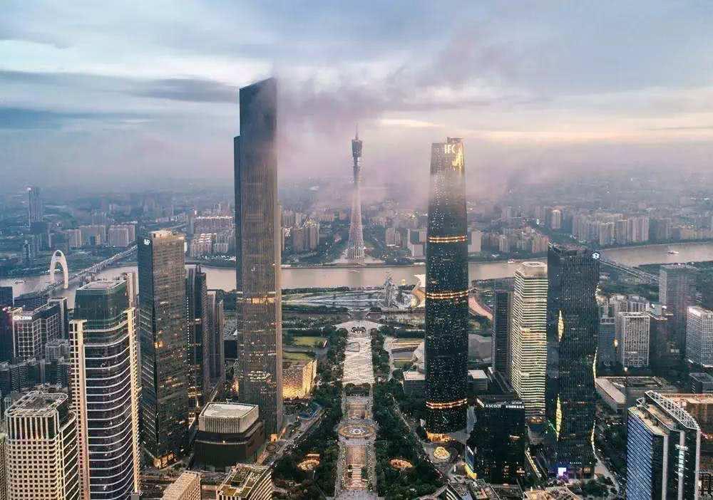 10大城市中GDP增速倒数第三,广州的危机和转机!