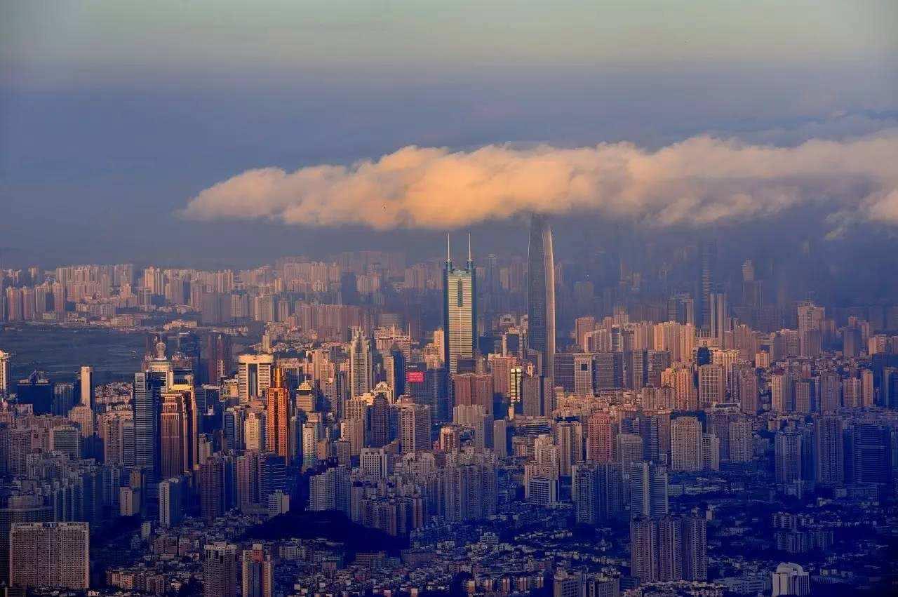 亚洲第五、湾区一哥!深圳到底比香港广州强还是弱?