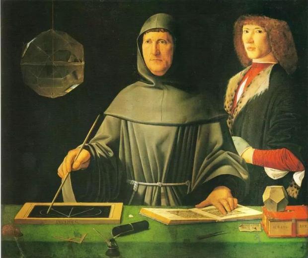 帕乔利:上帝、数学与金钱 | 左图右史