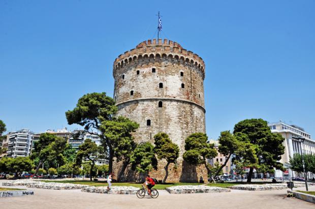 希腊之旅:塞萨洛尼基