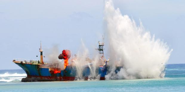 """印尼""""铁腕""""渔业政策效果显著"""