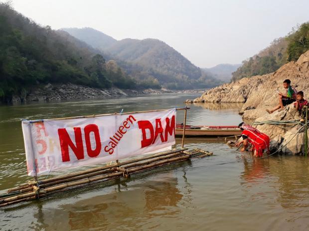 中国是否将决定缅甸河流的未来?