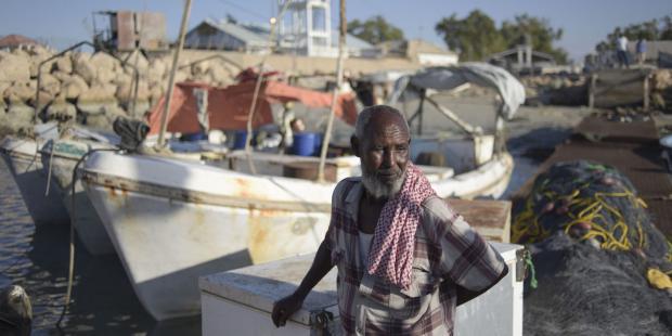 中国公司与索马里签署捕鱼协议