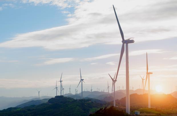 外国投资者关注中国可再生能源产业