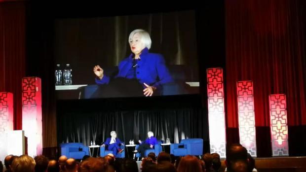 陈剑:美联储前主席耶伦警告美国经济可能进入衰退
