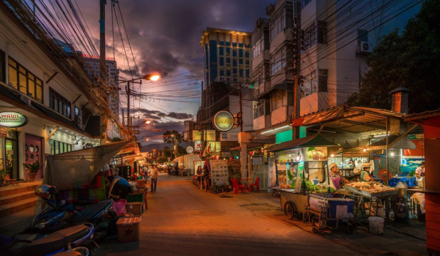 "Line收购的""云集微店""刚起步,泰国社交电商市场大局未定"