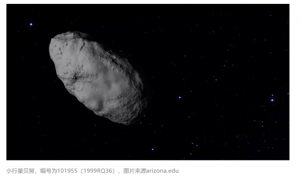 "NASA公布小行星""不死鸟""之谜,它会撞上地球吗?"