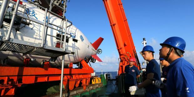 海底采矿:中国准备好了吗?