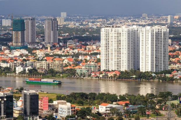 越南新经济特区的环境难题