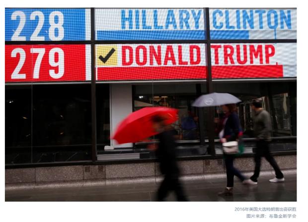 黄亚生:强制投票与美国民主制度