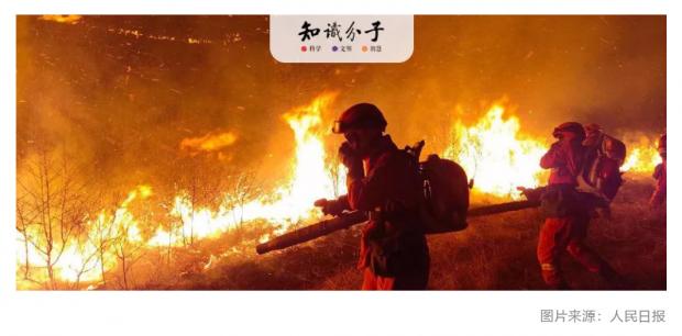 30位消防人员牺牲:是时候反思勇敢文化了