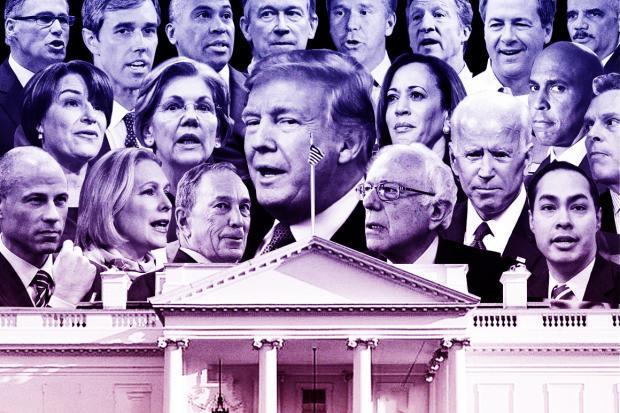 2020总统大选前瞻:民主党候选人如何看待贸易