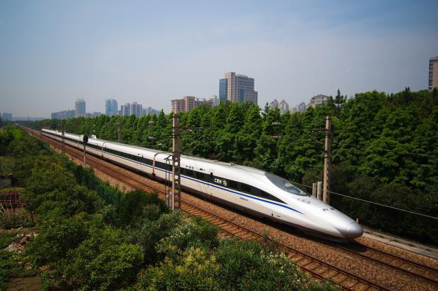中国的高铁到底有多环保?