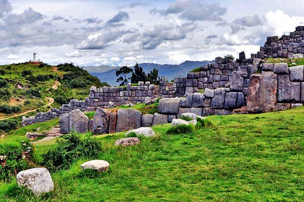 秘鲁之旅:印加古都库斯科