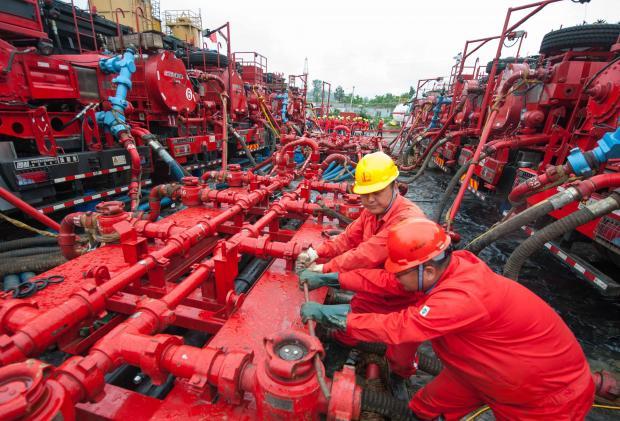 地震争议中的中国页岩气开发