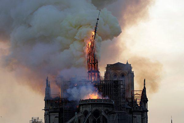 夏冰:文化遗产的火灾,浓缩了一部人祸史