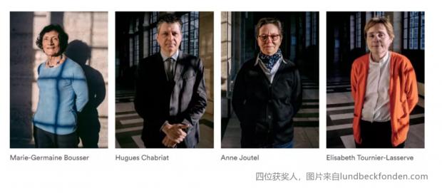 2019年欧洲脑奖揭晓,4位获奖者中有3名女性