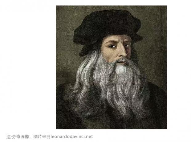 一直右手创作的达芬奇,为何晚年左手绘画?