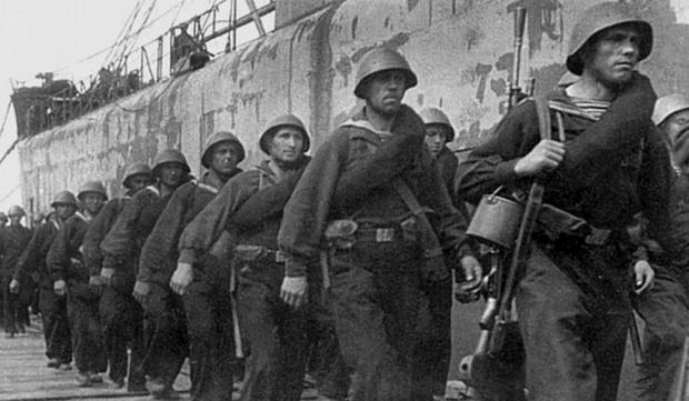 苏联的敦刻尔克——塞瓦斯托波尔大撤退