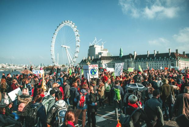 """英国迎来了""""气候保护的春天""""吗?"""