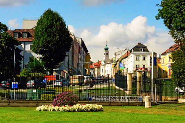 奥地利之旅:艾森施塔特